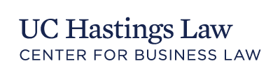 Center for Business Law - UC Hastings